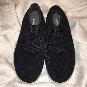 Allbirds Men's Wool Runners Size 8 Color Black